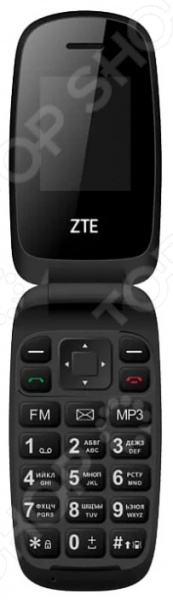 Мобильный телефон ZTE R341 zte r341 red