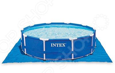 где купить Подстилка для надувных и каркасных бассейнов Intex 28048 по лучшей цене