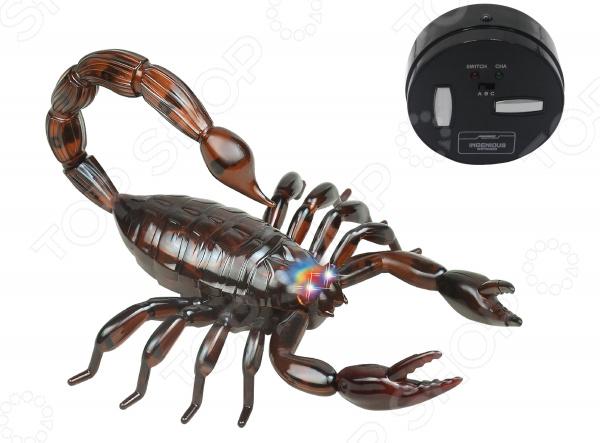 Игрушка интерактивная 1 Toy «Робо-скорпион»