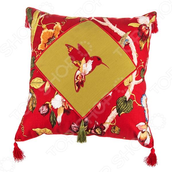Подушка декоративная Santalino «Парадиз» 850-823-6 подушка декоративная santalino райский сад 850 818 6