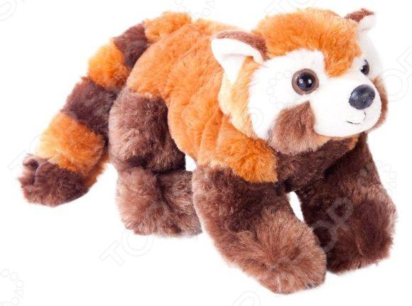 Мягкая игрушка Fluffy Family «Рыжая панда» мягкие кресла family кресло игрушка панда f 55