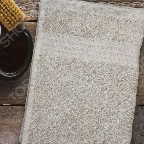 Полотенце махровое Amore Mio AST Classic. Цвет: бежевый полотенце махровое amore mio ast classic цвет малиновый