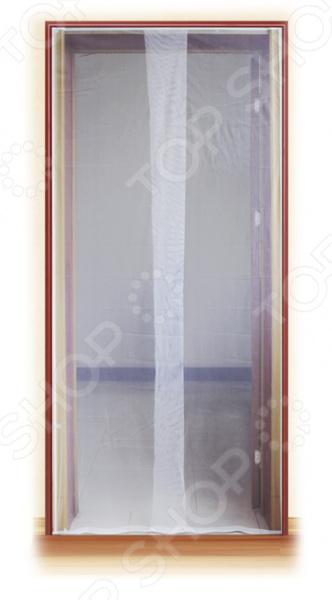 Сетка антимоскитная на дверь Рыжий кот MDN Сетка антимоскитная на дверь Рыжий кот MDN-02 /100х210 см