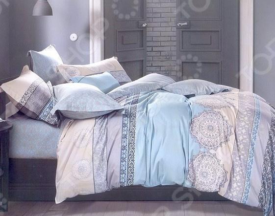 Комплект постельного белья МарТекс JD-202AB