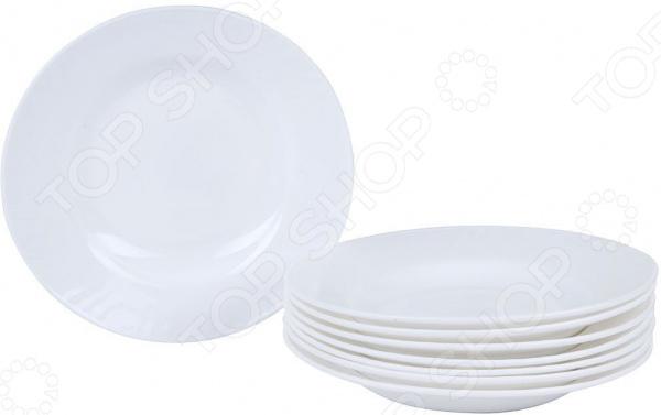 Набор суповых тарелок Rosenberg RGC-325006