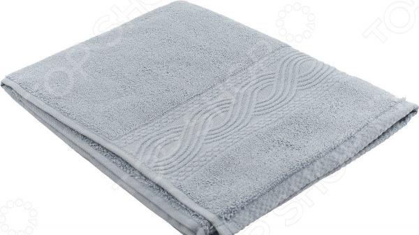 Полотенце махровое Унисон «Анкона». Цвет: серый унисон постельное белье 2 0 домани сатин унисон