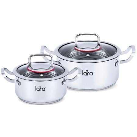 Купить Набор посуды LARA Prima LR02-107