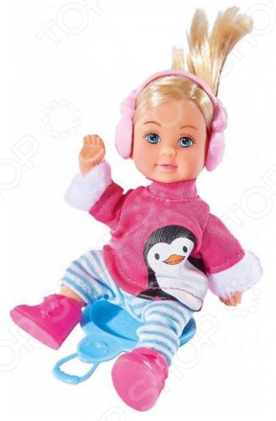 Кукла EVI в зимнем костюме
