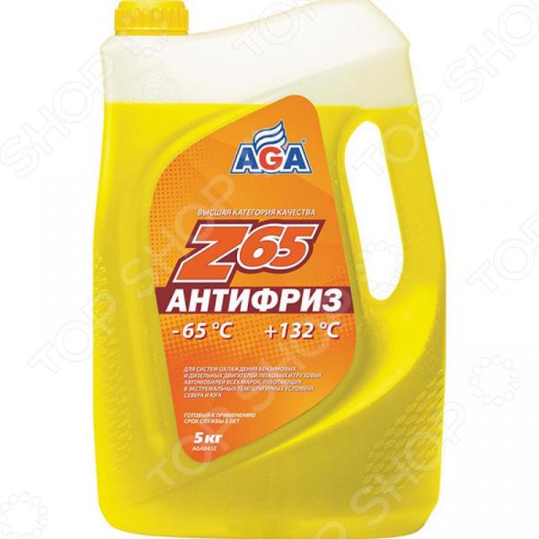 Антифриз AGA AGA 043 Z жидкость от утечки охлаждающей жидкости где