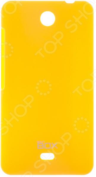 Чехол защитный skinBOX Microsoft Lumia 430 чехлы для телефонов skinbox microsoft lumia 550 skinbox shield 4people