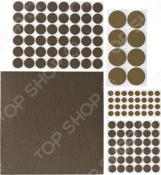 Накладки самоклеящиеся на мебельные ножки Stayer Comfort 40916-H125