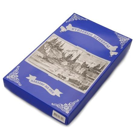 Купить Набор столовых приборов Павлово «Дворцовый» TiN. Количество предметов: 18 шт