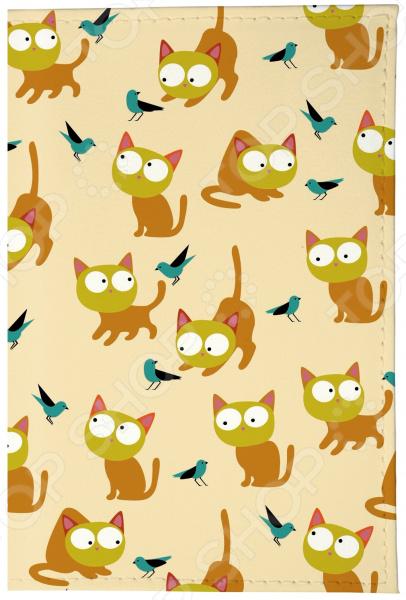 Визитница Mitya Veselkov «Рыжие кошки» стоимость