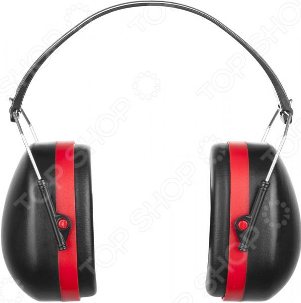 Наушники защитные Зубр «Мастер» 11375 наушники защитные stayer складное оголовье profi 11389