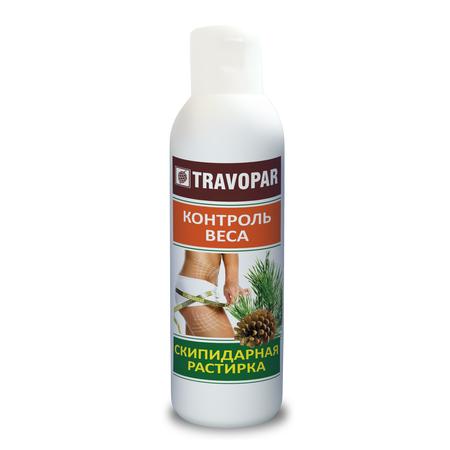 Купить Скипидарная растирка Travopar «Контроль веса»
