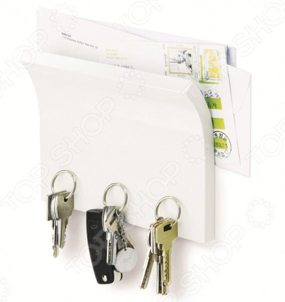 Ключница настенная Umbra Magnetter держатель для ключей и писем umbra держатель для ключей и писем