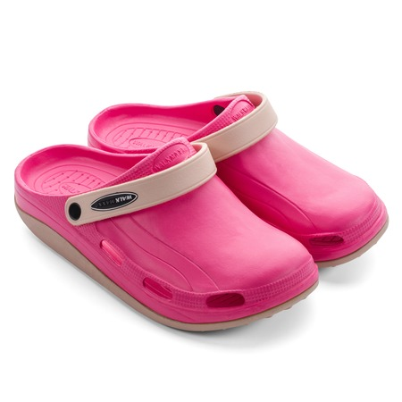 Купить Клоги Walkmaxx Fit 3.0. Цвет: розовый