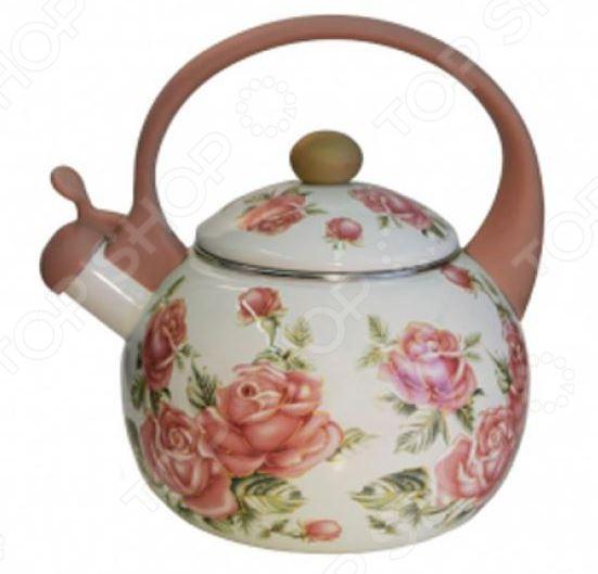 Чайник со свистком Zeidan Z-4123
