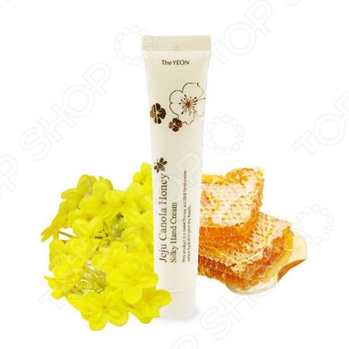 Крем для рук The YEON Jeju Canola the yeon soapy hand perfume pure крем для рук парфюмированный 30 мл