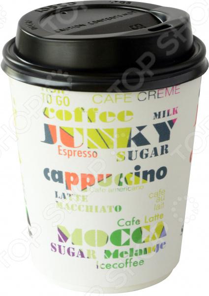 Стаканы бумажные Duni Coffe To Go 167671