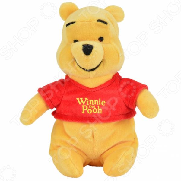 Мягкая игрушка Nicotoy «Медвежонок Винни» 5872629 nicotoy мягкая игрушка медвежонок винни 35 см