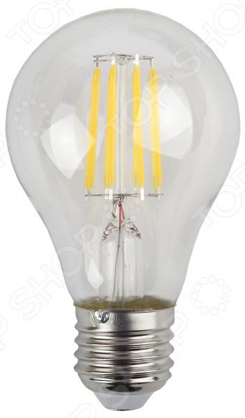 Лампа светодиодная Эра F-LED A60-9W-840-E27 аквариум hailea прямоугольный чёрный с оборудованием лампа 9w 20л