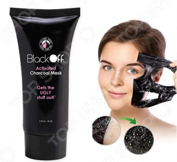Маска для лица Blackoff