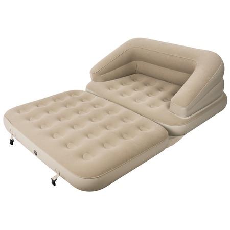 Кресло-кровать надувное Relax 5in1 multifunctional sofa bed