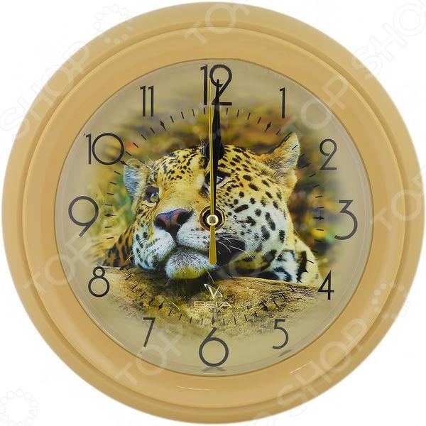 Часы настенные Вега П 6-14-15 «Барс» Вега - артикул: 1728672