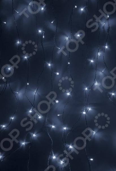 Гирлянда светодиодная Neon-Night свечение с динамикой «Светодиодный Дождь»