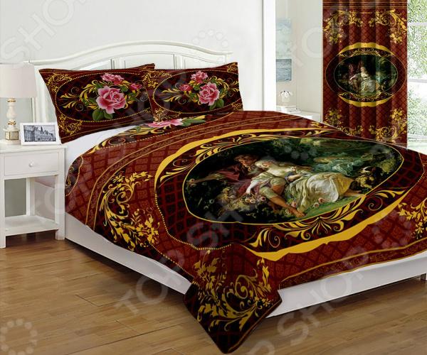Комплект постельного белья «Импрессио мокко». 2-спальный