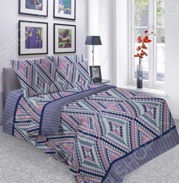 Комплект постельного белья DIANA P&W «Трикотаж цветной» 71С. 1,5-спальный