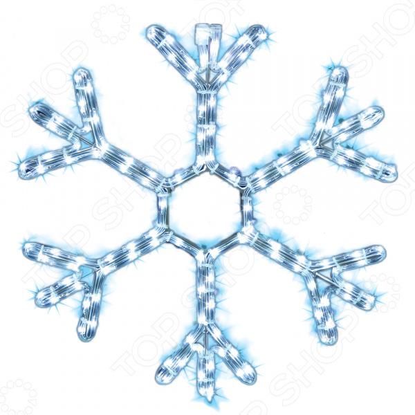Фигурка светодиодная для гирлянды VEGAS «Снежинка» 55038