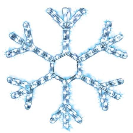 Купить Фигурка светодиодная для гирлянды VEGAS «Снежинка» 55038