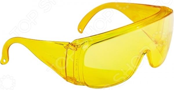 Фото - Очки защитные СИБРТЕХ 89157 очки сибртех 89156 защитные открытого типа затемненные ударопрочный поликарбонат