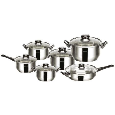 Купить Набор посуды Mercury MC-6017