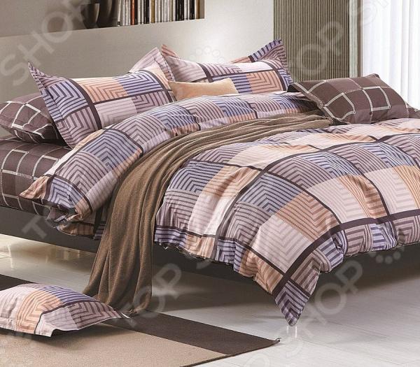 Комплект постельного белья МарТекс JD-204AB
