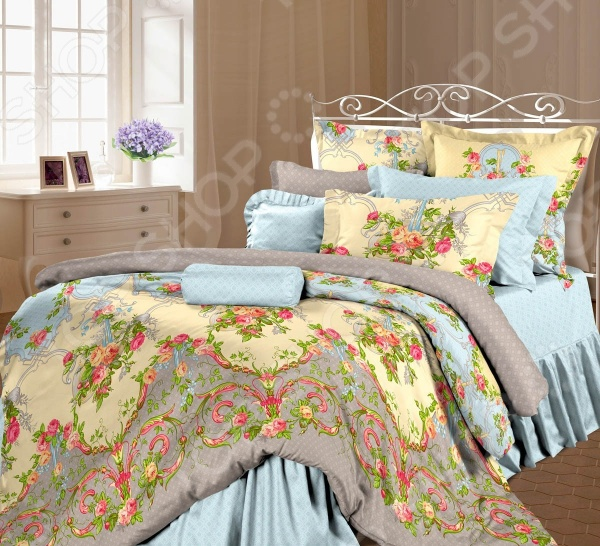 Комплект постельного белья Романтика «Антуанетта»