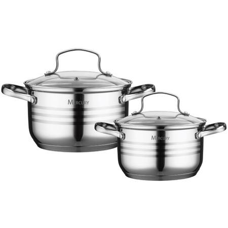 Купить Набор посуды Mercury MC-6020