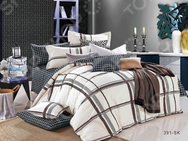 Комплект постельного белья Cleo 391-SK