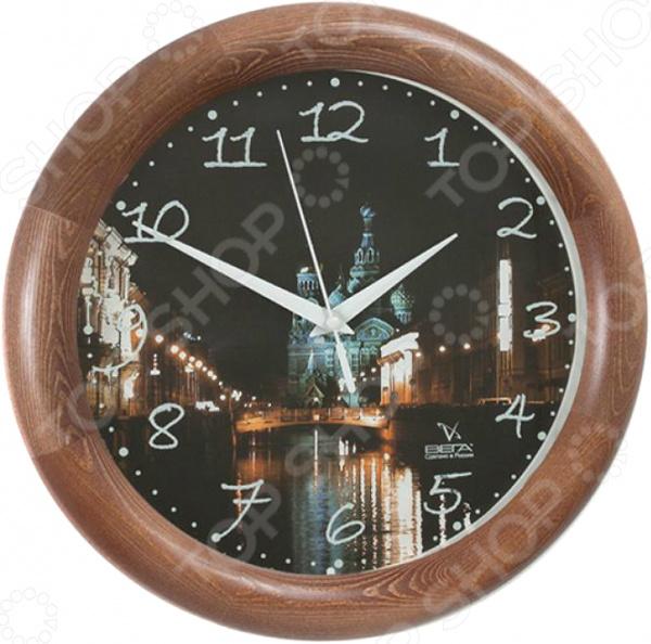 Часы настенные Вега Д 1 МД/7 129