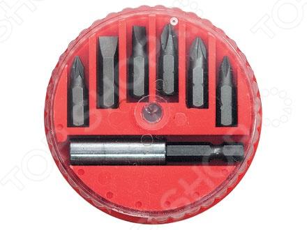 Набор бит MATRIX 11392 набор бит 40 предметов станкоимпорт cs bt40mm