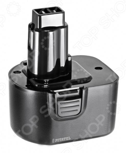 Батарея аккумуляторная Pitatel TSB-056-DE12/BD12A-20C (DEWALT p/n DC9071), Ni-Cd 12V 2.0Ah