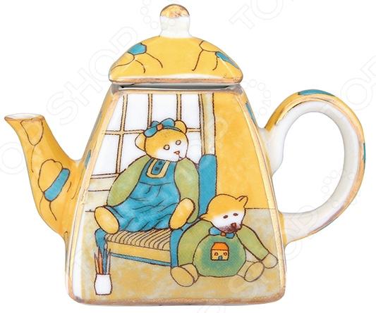 Чайник сувенирный Elan Gallery «Мишки» Elan Gallery - артикул: 967578