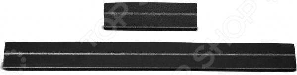 Накладки на внутренние пороги дверей Русская Артель Renault Duster, 2010-2014/2015 накладки на пороги vw touareg ii 2010 carbon