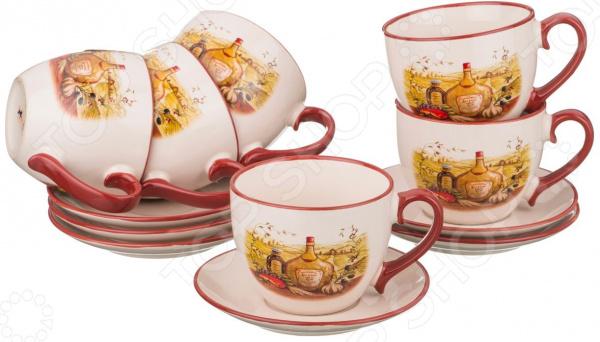 Чайный набор Lefard 756-163 стеллар детская посуда чайный набор