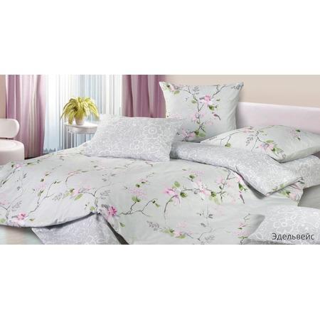 Купить Комплект постельного белья Ecotex «Эдельвейс». 1,5-спальный