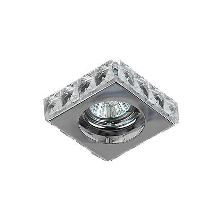 Купить Светильник потолочный встраиваемый Эра DK66 CH/WH