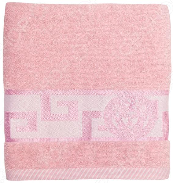 Полотенце банное BONITA «Медея: Роза»