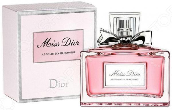 Парфюмированная вода для женщин Christian Dior Miss Dior Absolutely Blooming, 50 мл туалетная вода для женщин christian dior addict 50 мл